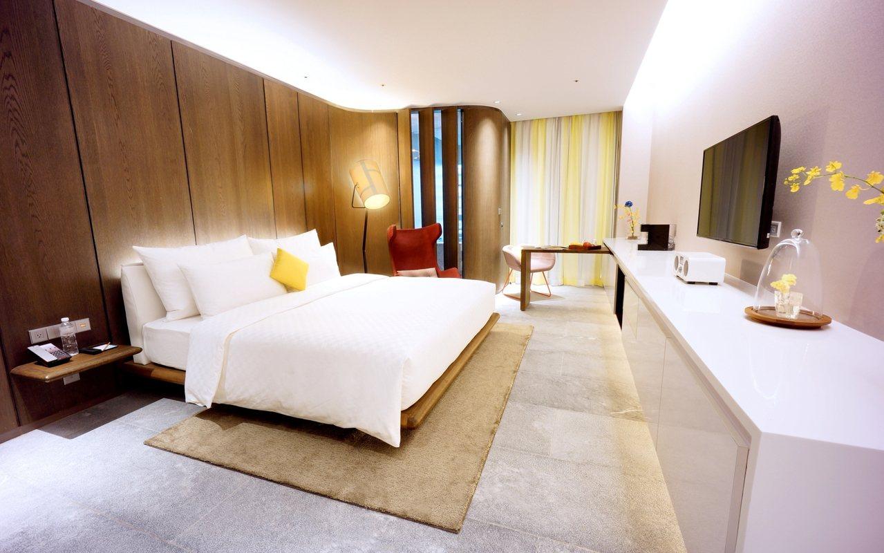 老爺酒店集團推出聯合住宿券,每房最低27折起。圖/老爺酒店集團提供