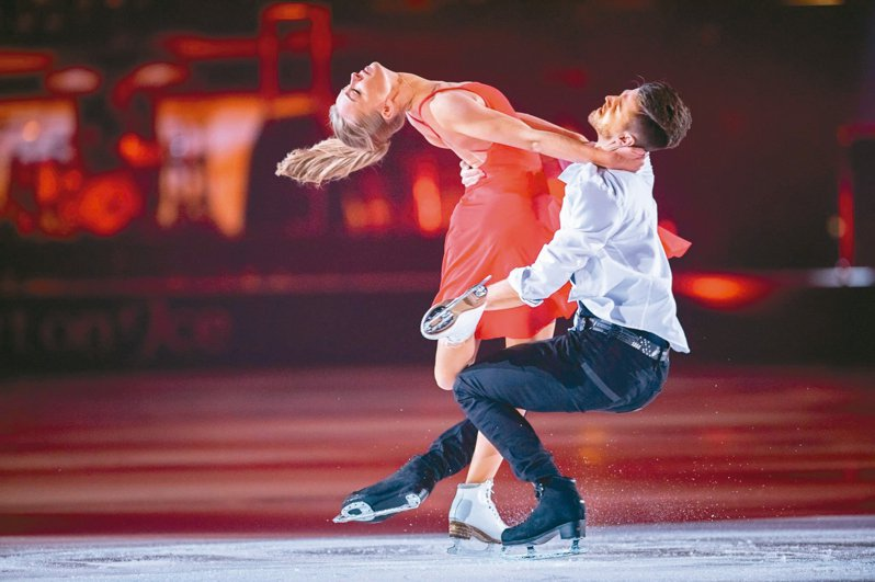 邁入廿五周年的「Art on Ice歌舞冰上」將於明年四月首度登台。 圖/聯合數位文創提供