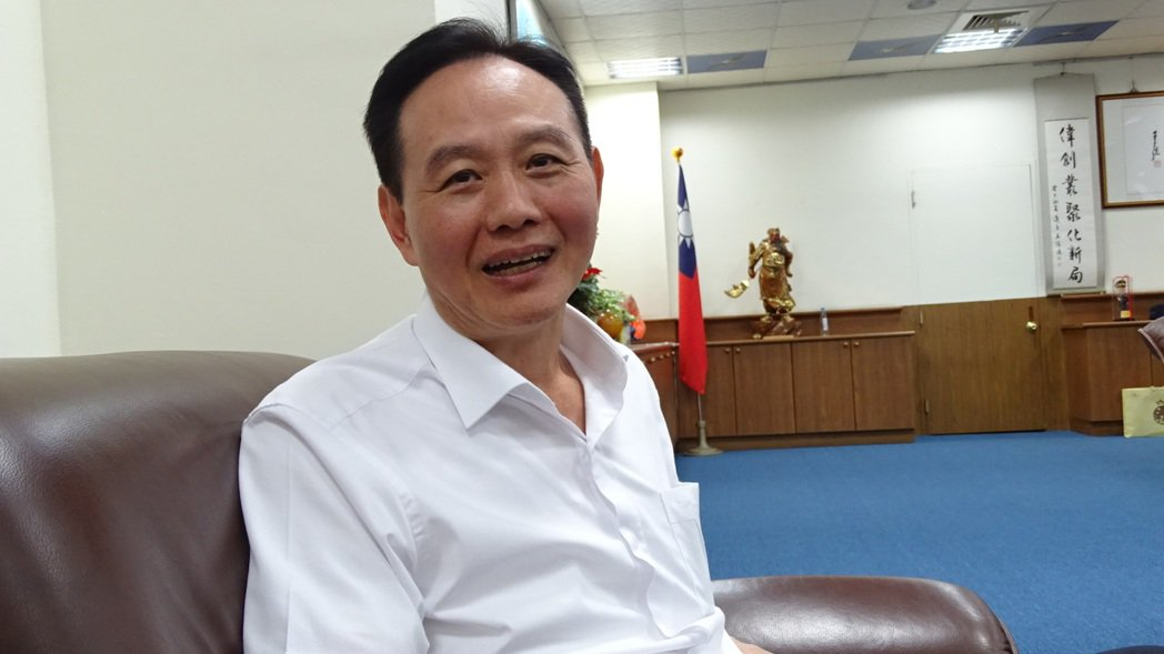 台南市警察局長周幼偉強調,警方辦案無顏色,「讓證據說話」。記者謝進盛/攝影