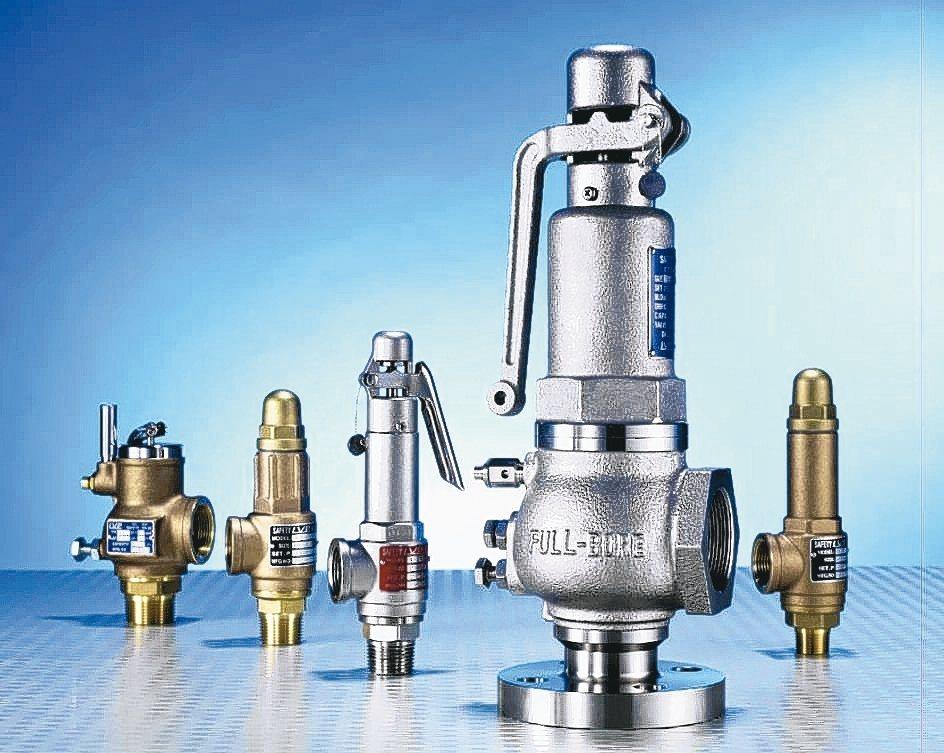 麗閥安全閥通過歐規CE安全認證,符合ISO 4126標準。 麗閥公司/提供