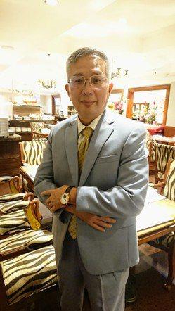 威爾斯國際學校集團董事長張耀浪 記者陳美玲/攝影