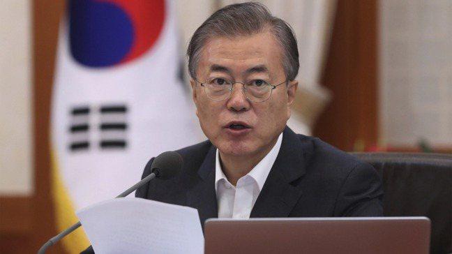 南韓總統文在寅矢言推動創新,但迄今成效不彰。美聯社