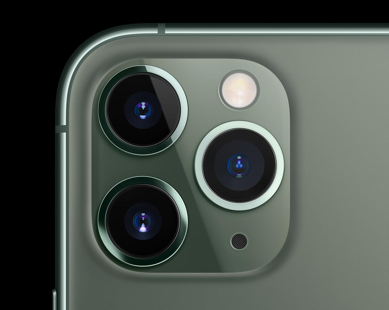 大立光獨家拿下新款iPhone升級過的長焦鏡頭訂單。 圖/蘋果提供