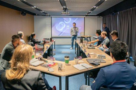 Audi力邀新創界專業導師 引導台灣新創團隊建構最佳商業模式