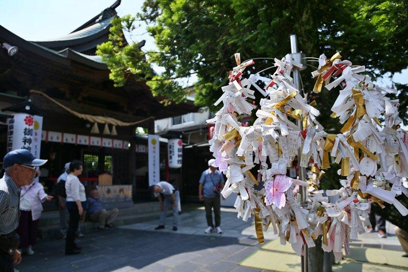 最小鳥居栗嶋神社不僅能祈求身體健康,甚至到求姻緣、求生子、順產,還有學業進步都可...