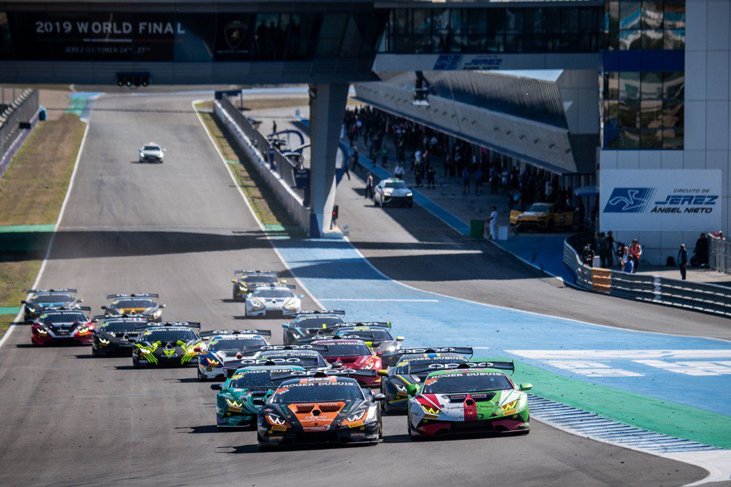 2019 Lamborghini Super Trofeo Asia亞洲挑戰賽正...