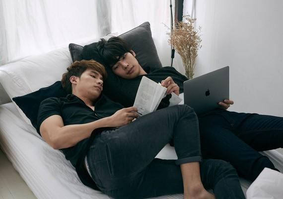 泰國電視劇《醉後愛上你》的續集《醉後愛上你2》。圖/擷自LINE TV