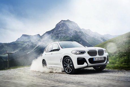 品牌油電新軍、突破50km的續航力 全新BMW X3 xDrive30e震撼登場!
