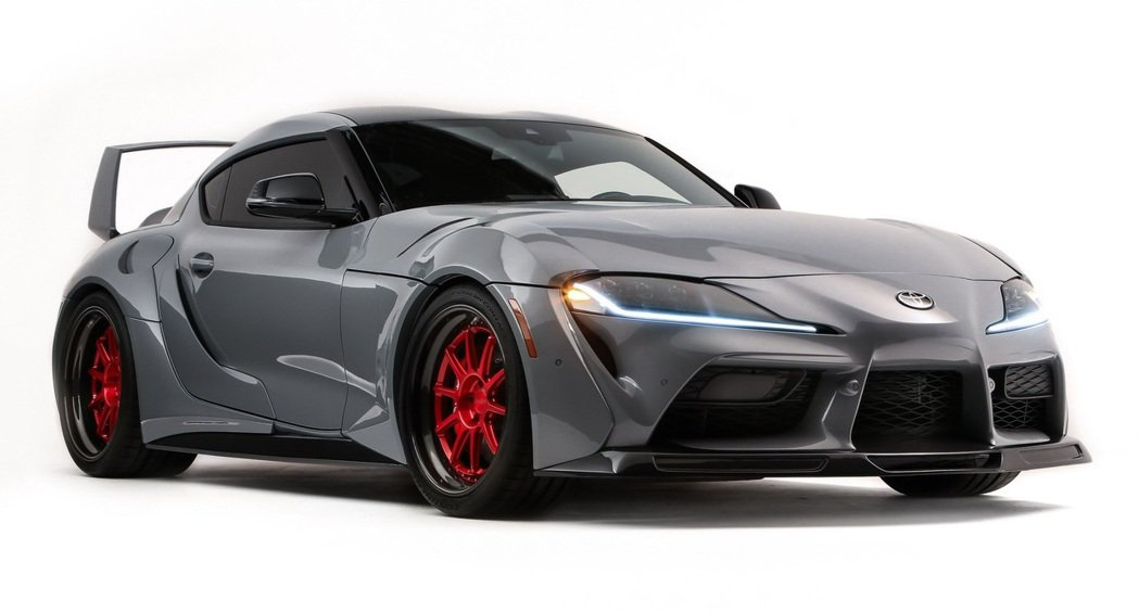 Toyota GR Supra HyberBoost Edition 750HP...