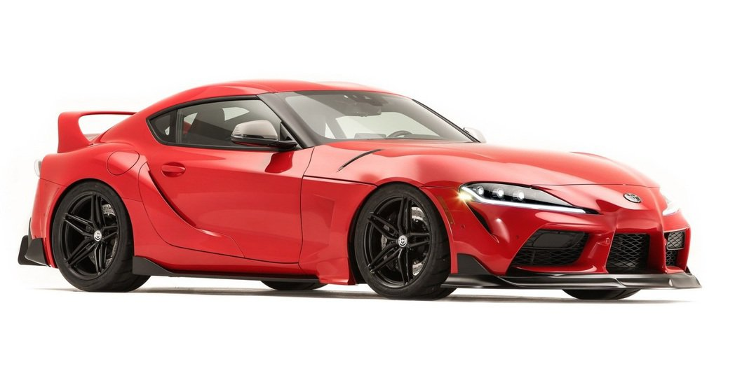 Toyota GR Supra Heritage Edition 500hp。 ...