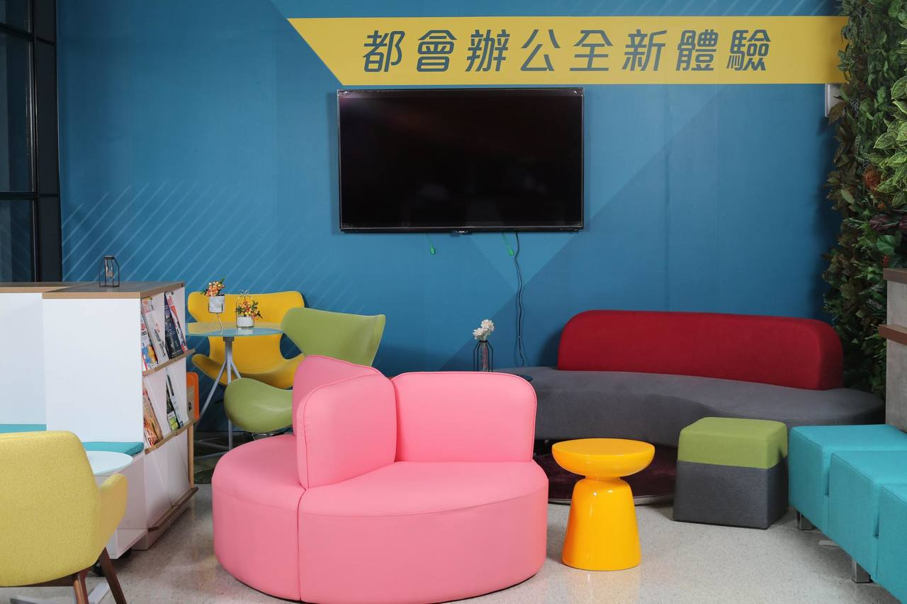 優力格獨家推出的公共空間造型家具系列融入活潑元素與獨特性格,讓商務洽談、會晤接待...