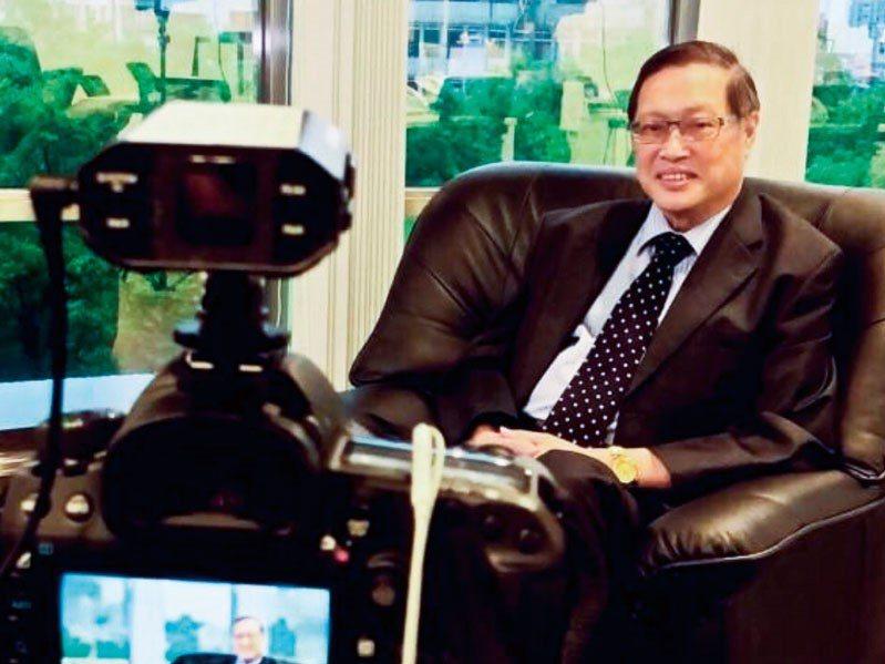 卓越雜誌首席顧問陳正修先生。