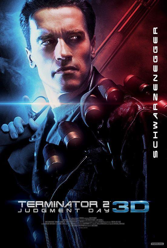「魔鬼終結者2」之前還曾以全新3D立體版重映。圖/摘自imdb