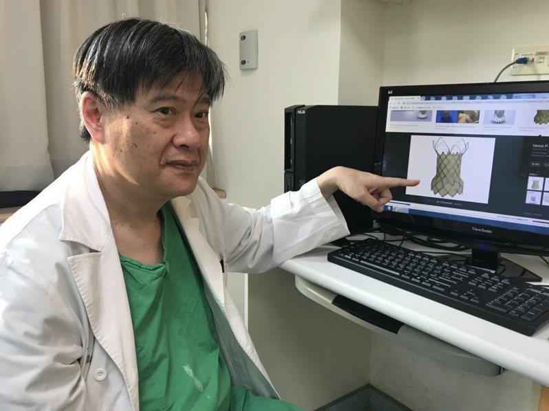 台灣部分兒童醫材長期短缺,衛福部表示會研議並成立兒醫物流平台調度等做改善,不過五個月過去,台大小兒心臟科主治醫師王主科表示,未明顯感受到上述問題有所改善。記者簡浩正/攝影