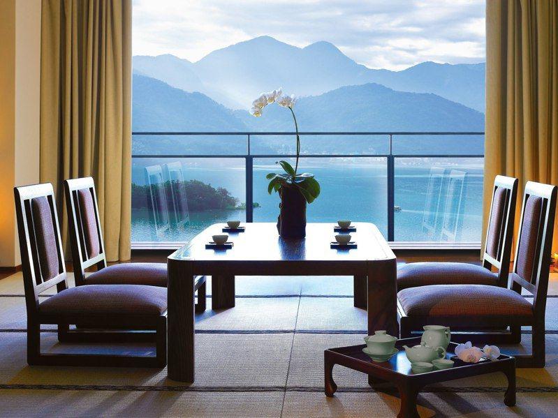 雲品溫泉酒店。圖/雲朗觀光集團提供
