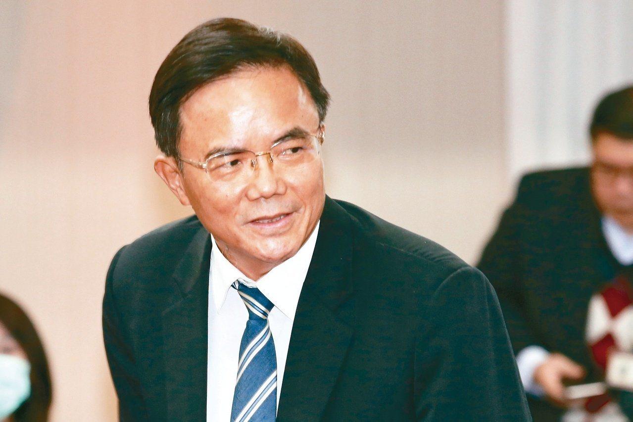 法務部次長蔡碧仲。圖/聯合報系資料照片