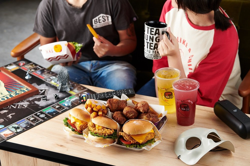 頂呱呱超人氣的「一斤雞」活動是顧客最喜愛的活動之一。 圖/頂呱呱提供