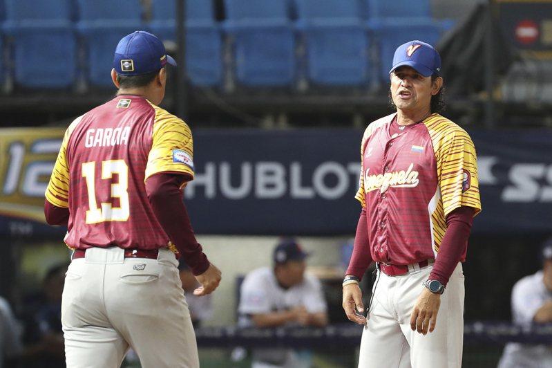 委內瑞拉擊敗波多黎各。(歐新社資料照)
