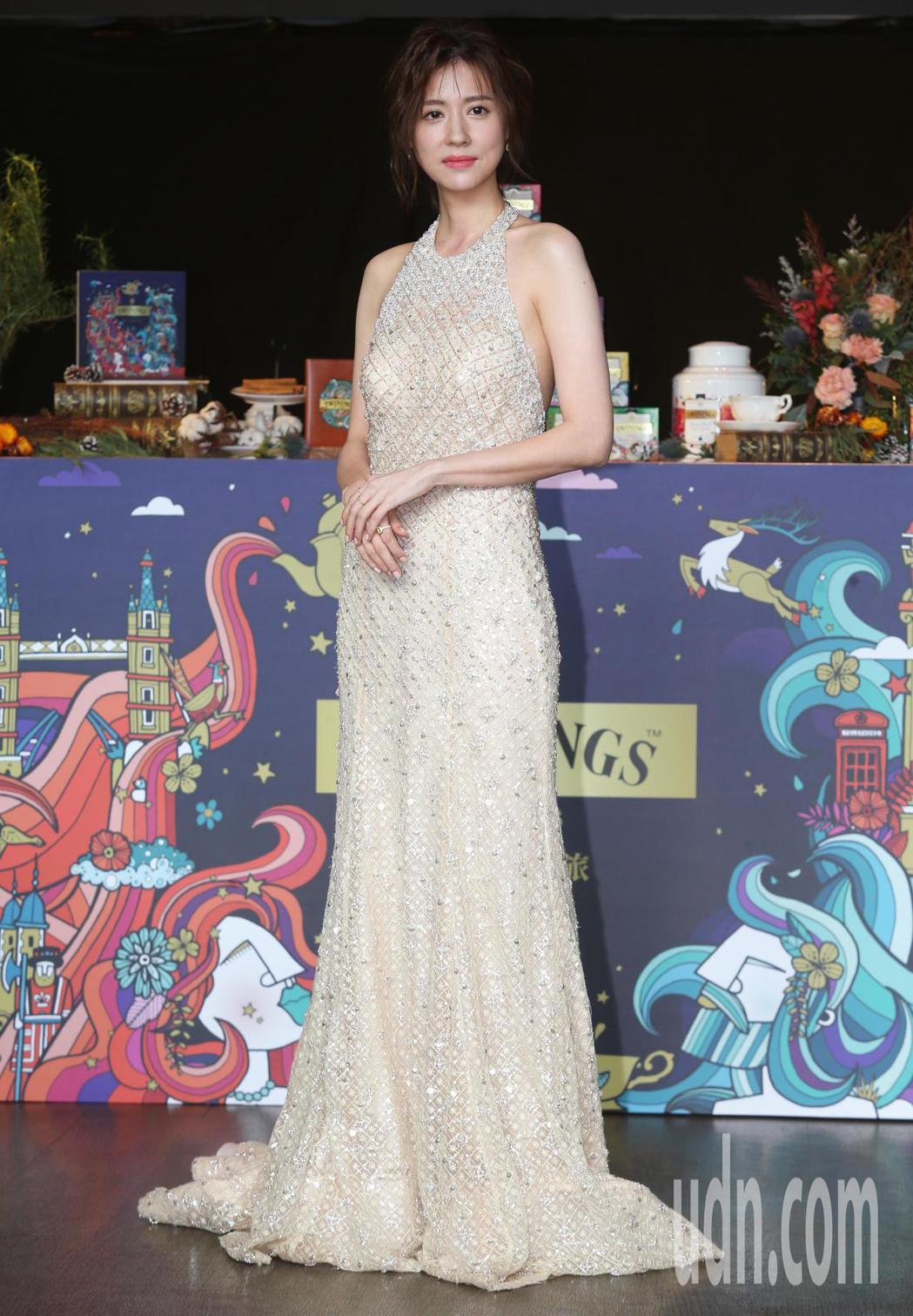 藝人林予晞出席唐寧茶TWININGS X CÉ LA VI Taipei「倫敦。