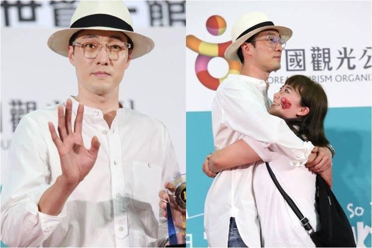 男星蘇志燮預計將於11月8日登台與粉絲互動。圖/聯合報系資料照