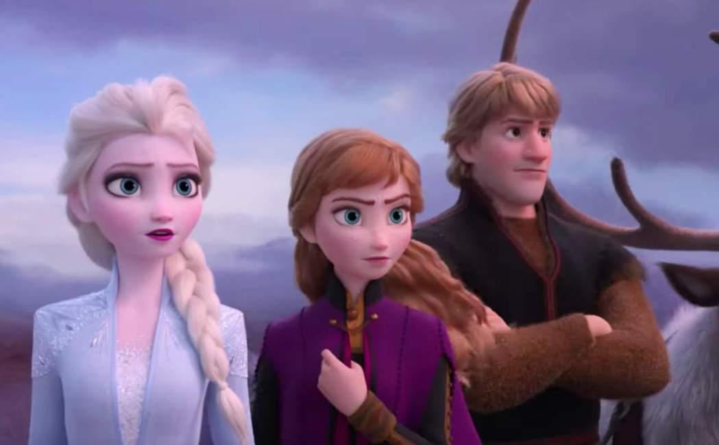 「冰雪奇緣2」北美預售票第一天就刷新動畫片史上紀錄,賣座將會非常驚人。圖/摘自i...