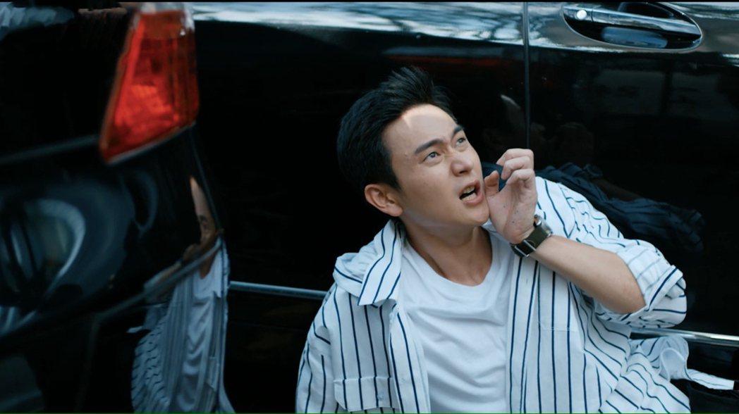 劉冠廷在「你那邊怎樣・我這邊ok」中有不少打戲。圖/拙八郎提供