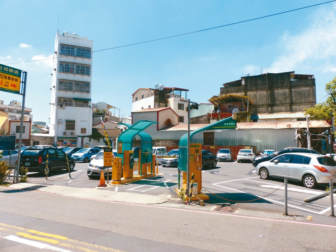 交通部昨公布修正「利用空地申請設置臨時路外停車場辦法部分條文」,即日起設置機車停...