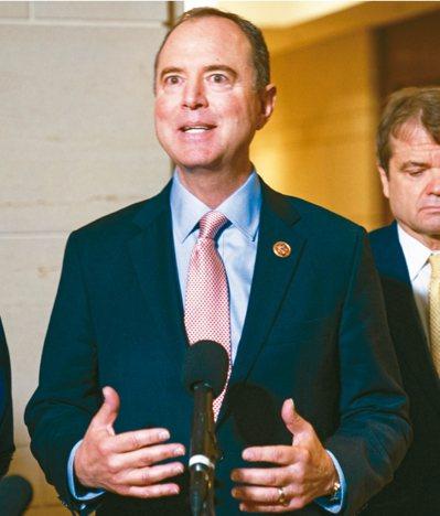 美國眾院情報委員會主席、民主黨眾議員謝安達宣布,將於十三日就總統川普彈劾調查舉行...
