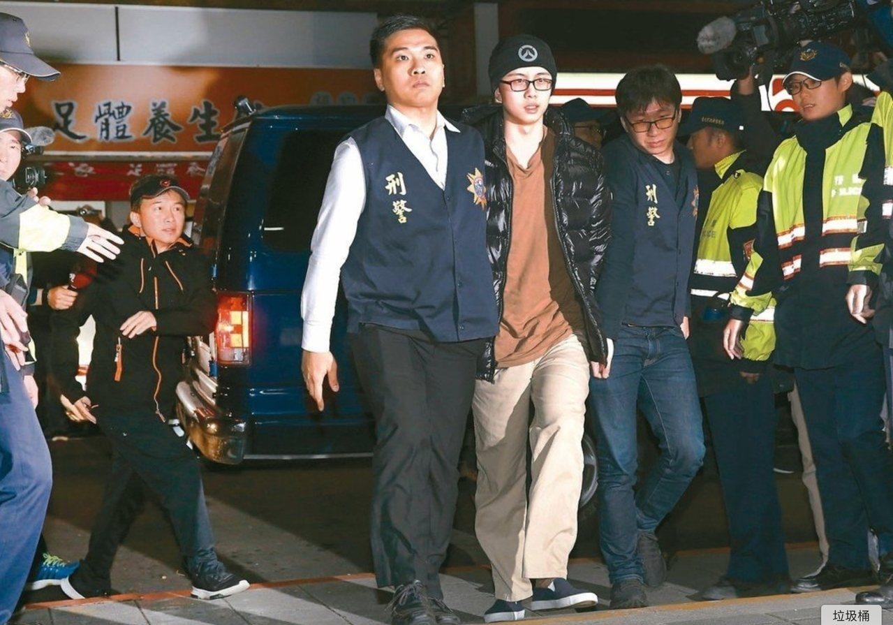 孫鵬、狄鶯的兒子孫安佐在美國關押了200多天才回台。 圖/聯合報系資料照片