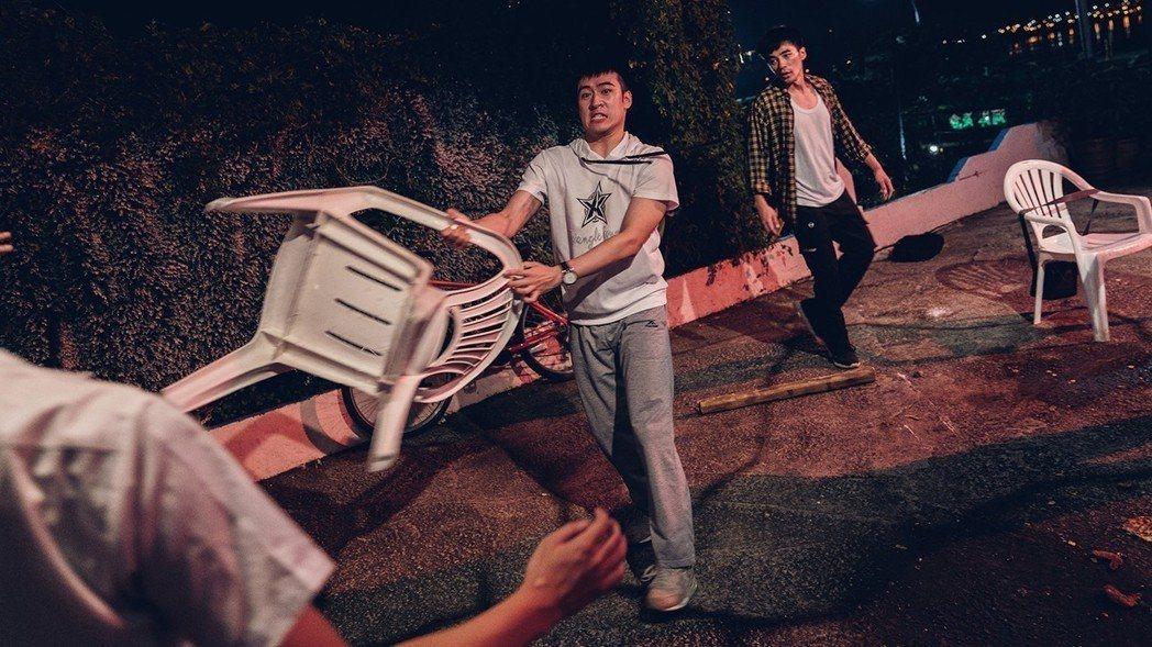 沈建宏在「阿青,回家了」中詮釋妥瑞兒。圖/劇組提供