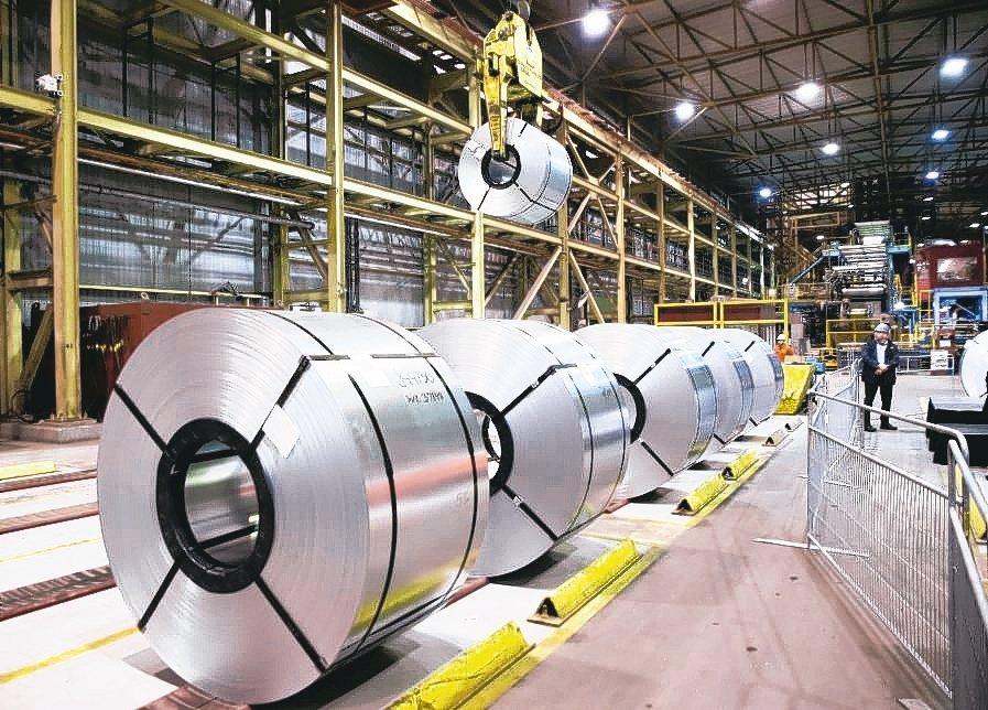 阿賽洛米塔爾調降全球鋼鐵市場需求預測。 路透