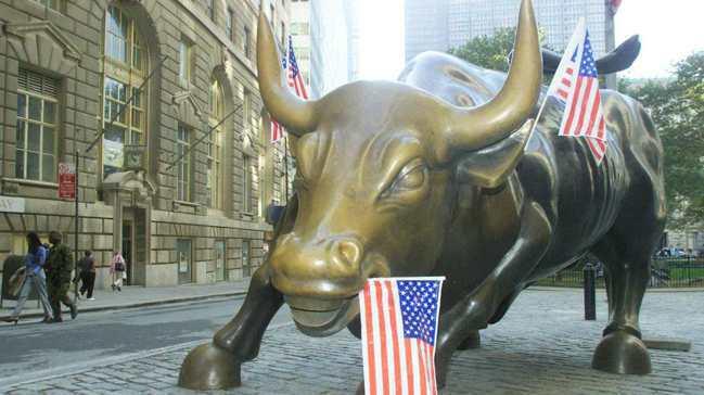 外資跟漲,扶助美股頻創歷史新高。路透
