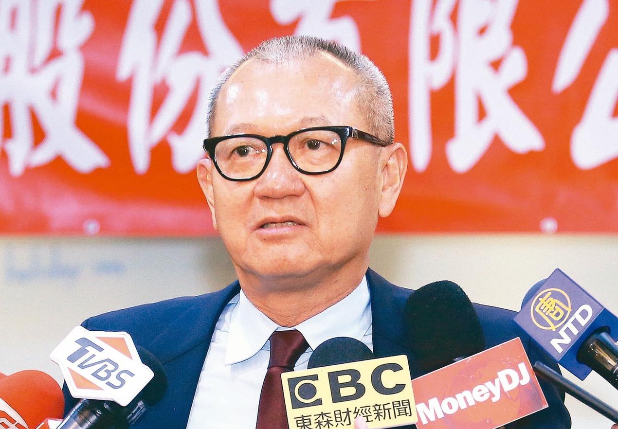 國巨董事長陳泰銘。圖/聯合報系資料照片