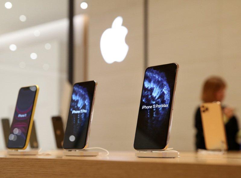 蘋果今年推出iPhone 11系列,仍留有「瀏海」。聯合報系資料照片/記者林澔一攝影