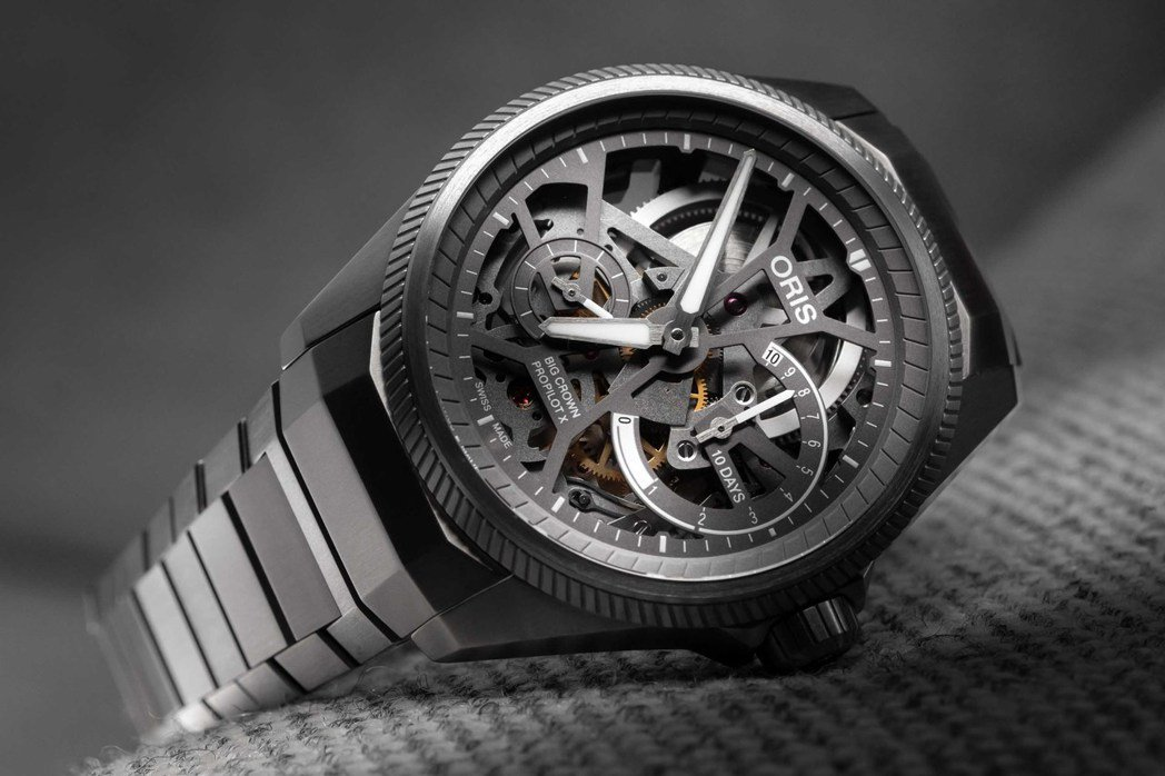 Oris Big Crown ProPilot X,建議售價NT$208,000...