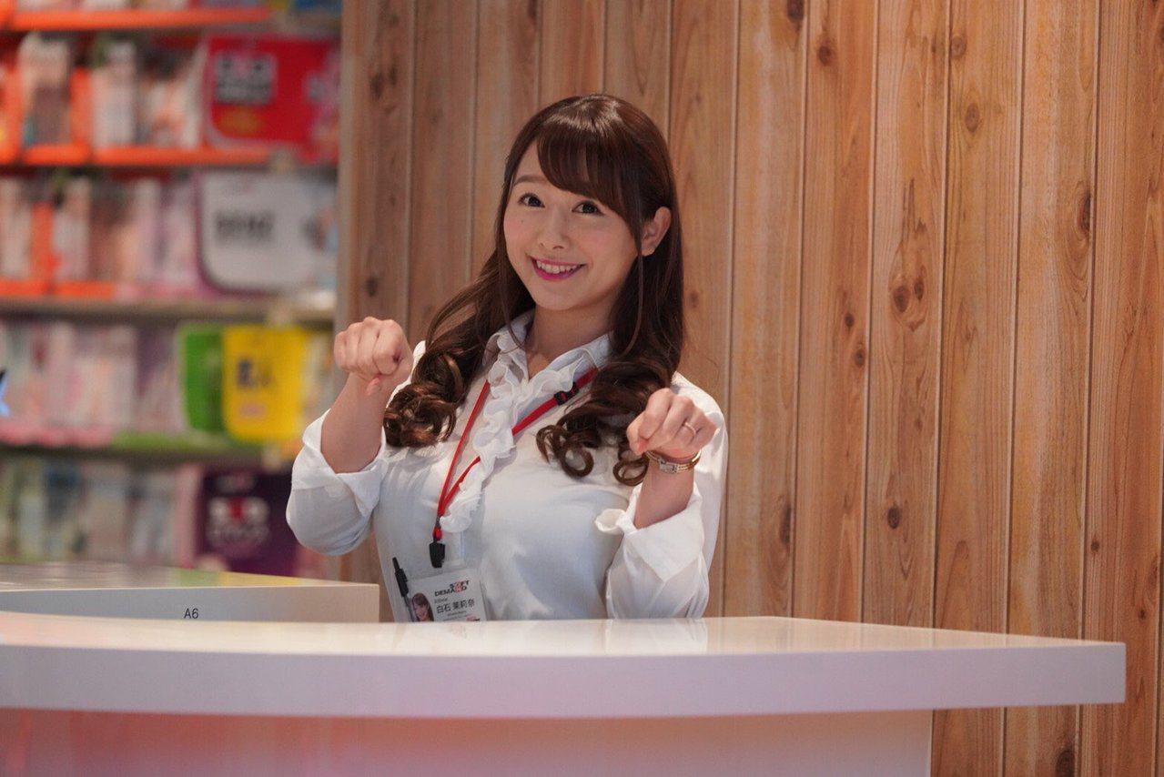 白石媽媽是台灣知名度最高的女優之一。 圖片來源/twitter