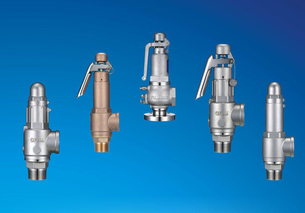 麗閥公司安全閥通過CE&ISO 9001認證。 麗閥公司/提供