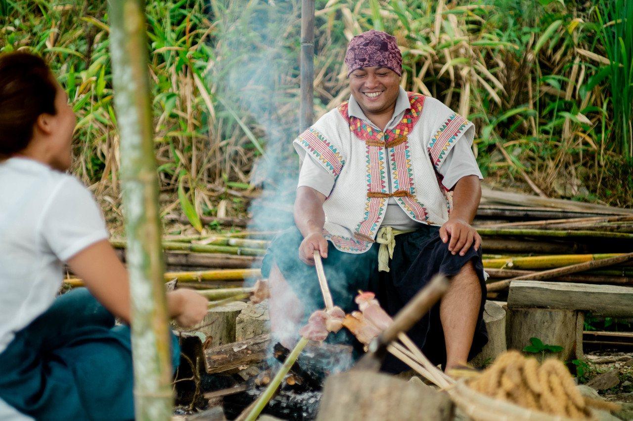 吉拉米代部落。 圖/交通部觀光局花東縱谷國家風景區管理處提供