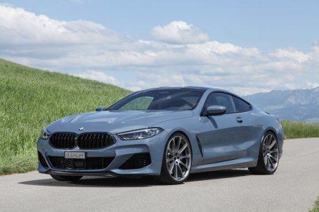 沒買到BMW M8? 那就升級Dahler M850i套件吧!