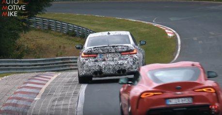 影/2021 BMW M3馬力473匹起跳!外型見仁見智