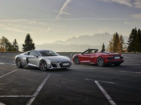 純後驅才夠熱血!2020 Audi R8 RWD明年上市!