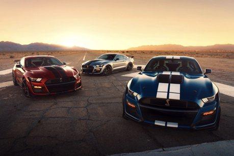 Ford Shelby GT500改右駕竟要賣900萬元!不如買中古超跑?