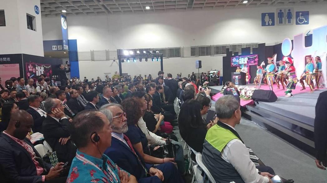 2019 ITF台北國際旅展今年參觀人次可望再創新高。 記者黃淑惠/攝影
