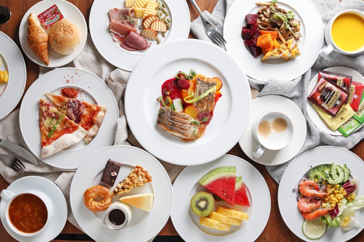 MADISON TAIPEI HOTEL慕軒飯店GUSTOSO義大利餐廳推出半自...