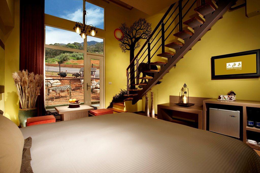 六福莊動物樂遊趣住房專案線上熱賣。圖/六福旅遊集團提供