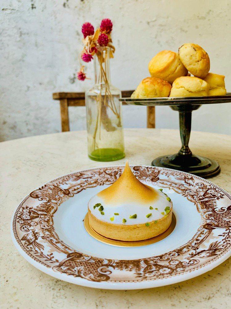 「Merci créme 」是板橋甜點控私藏愛店。圖/Merci créme ...
