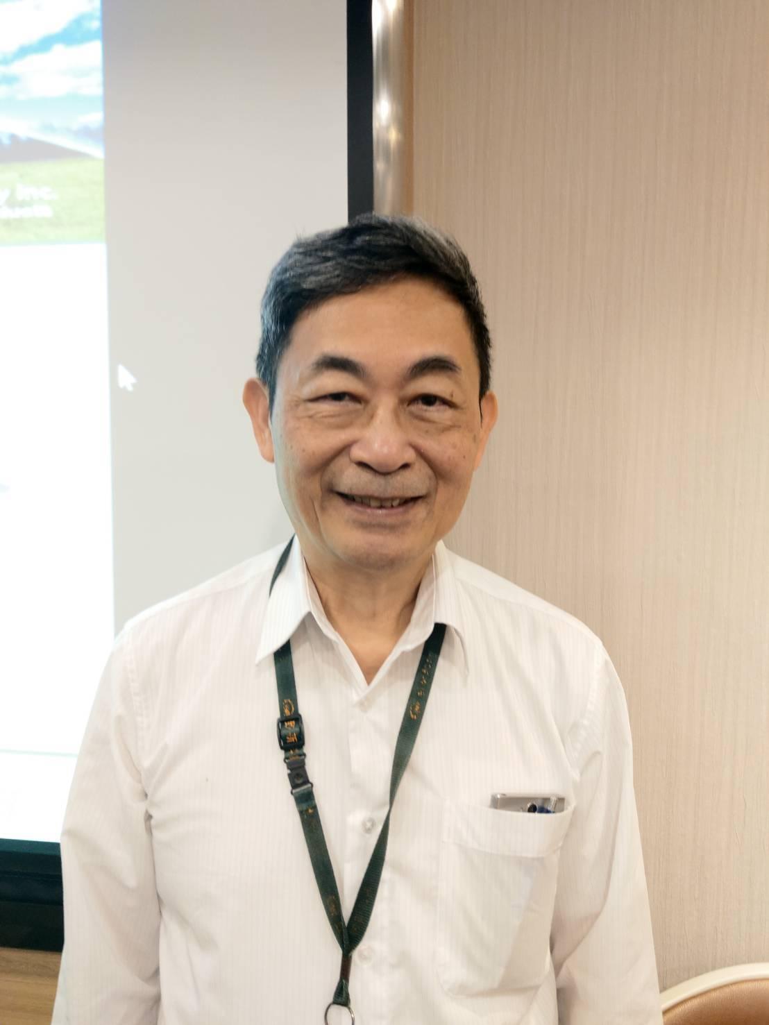 致新總經理吳錦川。記者鐘惠玲/攝影