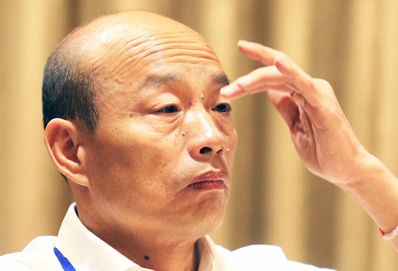 韓國瑜日前遭爆出以7200萬元購買南港第一豪宅,以國家機器介入作為主要的回應。 ...