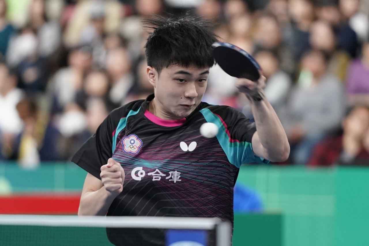 中華男女團都在2019世界盃桌球團體賽止步4強,並列銅牌作收。 歐新社