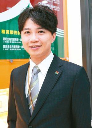 曾浚希(信義房屋景平捷運店),34歲,入行9年 圖/信義房屋提供